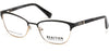 Kenneth Cole New York,Kenneth Cole Reaction KC0850 Square Eyeglasses 002-002 - Matte Black