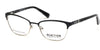 Kenneth Cole New York,Kenneth Cole Reaction KC0850 Square Eyeglasses 091-091 - Matte Blue