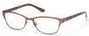 Marcolin MA5006 Eyeglasses 046-046 - Matte Light Brown