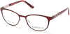 Marcolin MA5013 Cat Eyeglasses 070-070 - Matte Bordeaux
