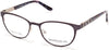 Marcolin MA5013 Cat Eyeglasses 091-091 - Matte Blue