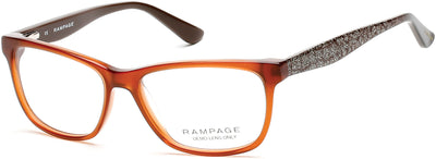 Rampage RA0158A Eyeglasses 050-050 - Dark Brown/other