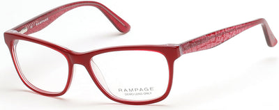 Rampage RA0158A Eyeglasses 066-066 - Shiny Red