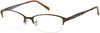 Rampage RA0174 Eyeglasses D96-D96 - Brown