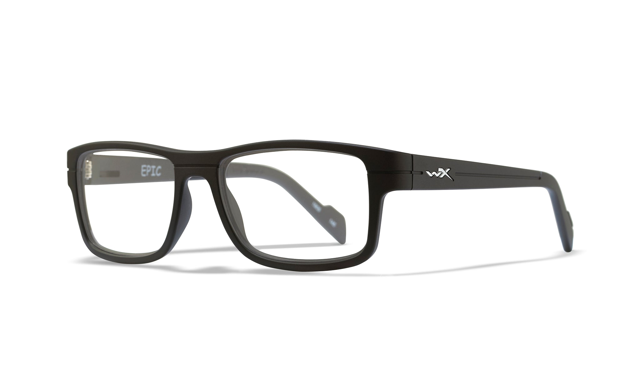 WILEY X WX Epic Eyeglasses  Matte Black 55-17-145