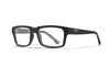 WILEY X WX Profile Eyeglasses  Matte Black 54-17-140