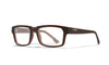 WILEY X WX Profile Eyeglasses  Matte Hickory Brown 54-17-140