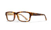WILEY X WX Profile Eyeglasses  Brown Demi 54-17-140