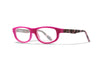 WILEY X WX Bounce Eyeglasses  Raspberry 48-16-135