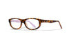 WILEY X WX Bounce Eyeglasses  Brown Demi 48-16-135