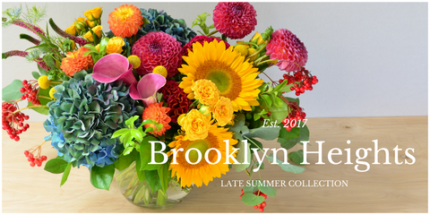 Brooklyn Heights by Scotts Flowers NYC Summer Collection