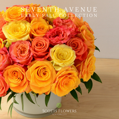 Seventh Avenue original design by Scotts Flowers NYC