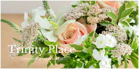 Trinity Place by Scotts Flowers NYC Summer Collection