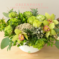 Greenpoint original design by Scotts Flowers NYC