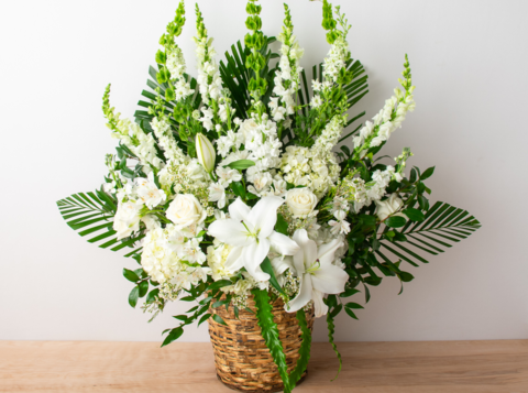 Funeral flower arrangements nyc