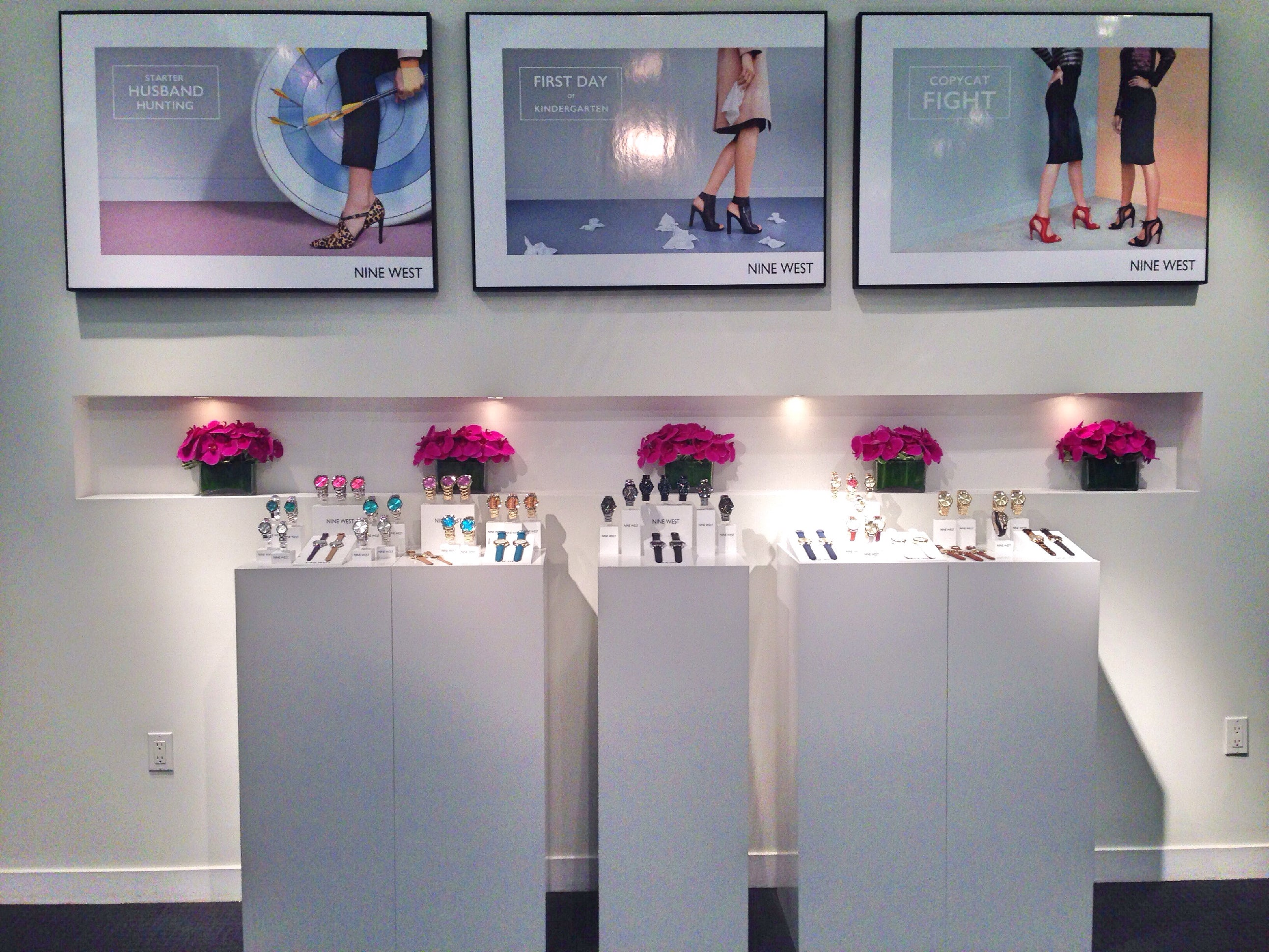 Nine West Showroom