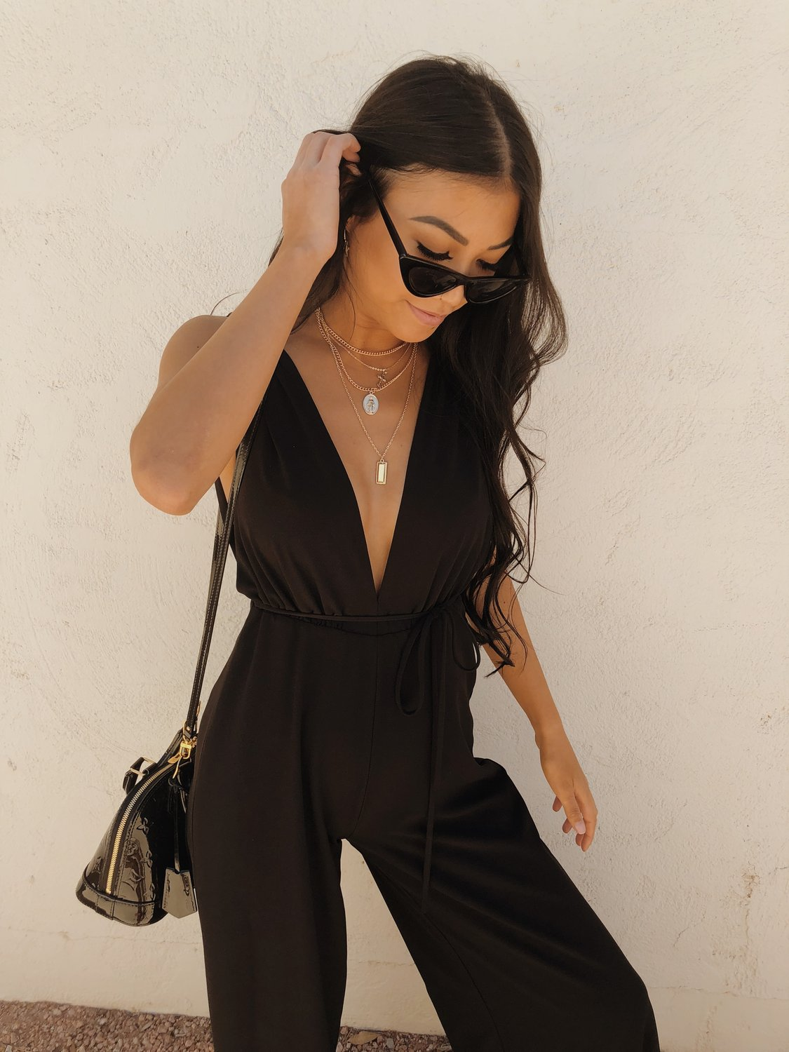 Lindsee Jumpsuit - Hello Addie