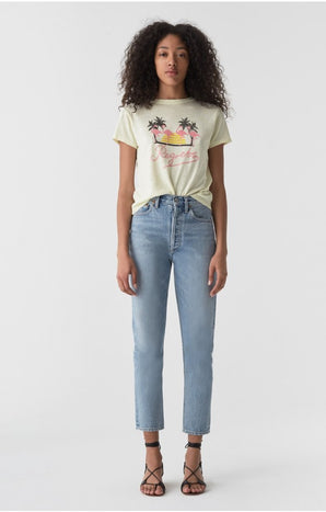Agolde Riley High Rise Denim