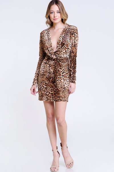 Style #D3573-Cheetah - Blooms in the City