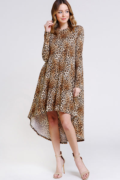 Style #D3142 Cheetah - Blooms in the City