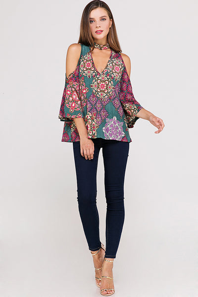 "<FONT color=""d98880"">NEW! Style #T5273</FONT> - Blooms in the City"