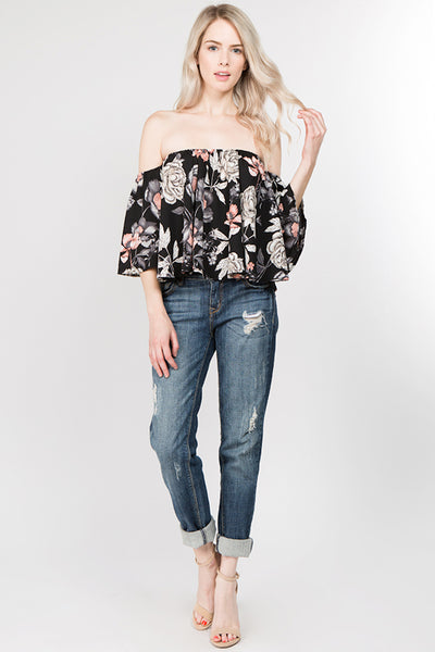 "<FONT color=""d98880"">NEW! Style #TW5052-P159</FONT> - Blooms in the City"