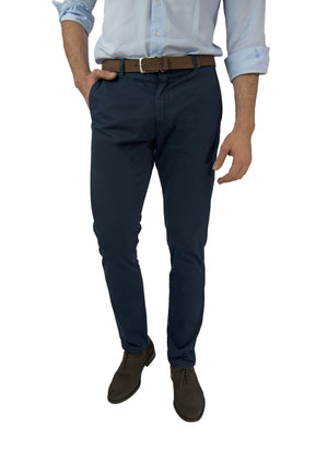 Washed Chino Slim Atlantic - smitzy