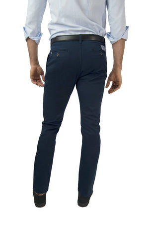 Washed Chino Extra Slim Atlantic - smitzy