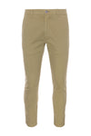 Washed Chino Extra Slim Serengeti