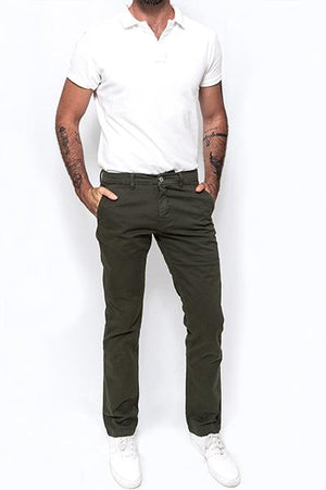 Washed Chino Regular Amazon - smitzy