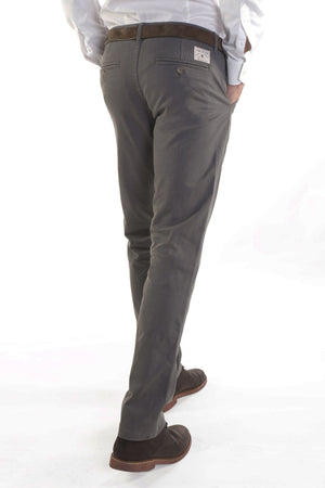 Washed Chino Slim NewYorker - smitzy