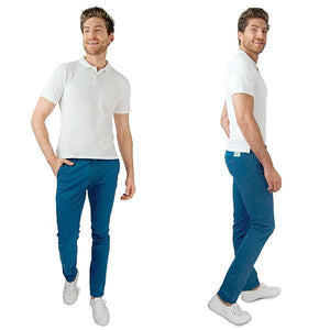Washed Chino Slim Pacific - smitzy