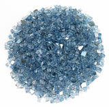 "American Fire Glass - 1/4"" Pacific Blue Reflective 10 lbs - AFF-PABLRF-10 - Fire Glass - Firetable Store"