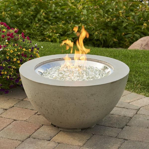 "Outdoor GreatRoom - Cove 20"" Fire Bowl - CV-20 - Gas Fire Pit / Fire Table - Firetable Store"