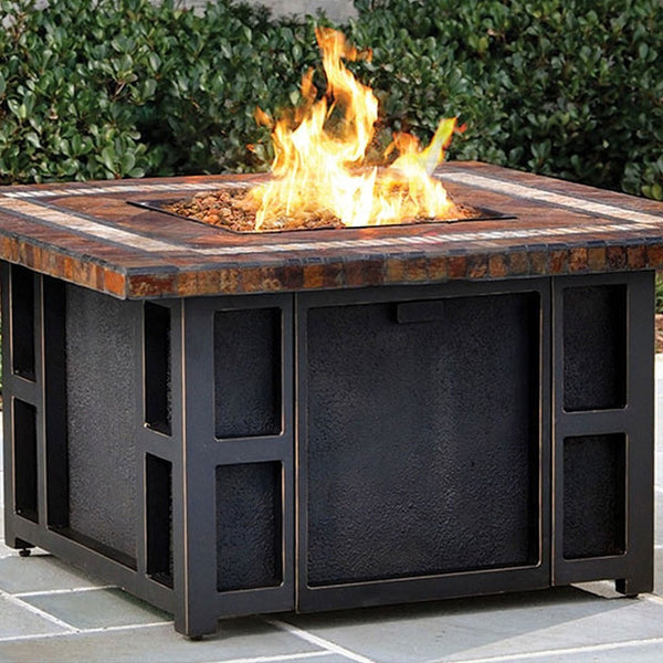 Agio Springfield Fire Pit Table 44 Quot X 44 Quot Seville Patio Collection