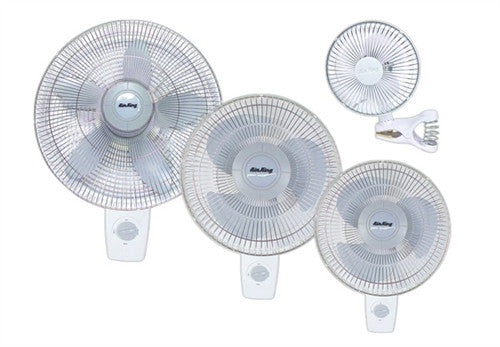 Air King Oscillating Wall Fans