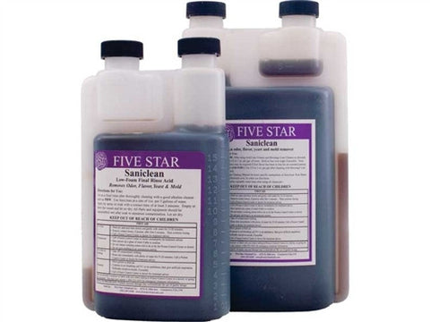 Five Star - Saniclean