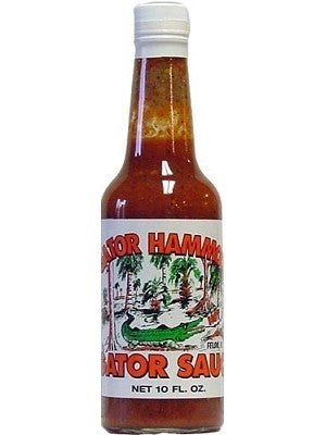 Gator Hammock Hot Sauce (10 FL.OZ. / 300 ml)