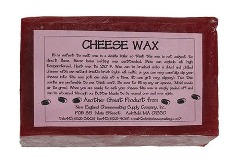 Red Cheese Wax 1 LB