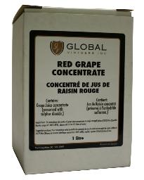 Red Grape Concentrate