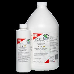 SNS 203 Concentrated Natural Pesticide