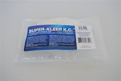 Super-Kleer KC Finings