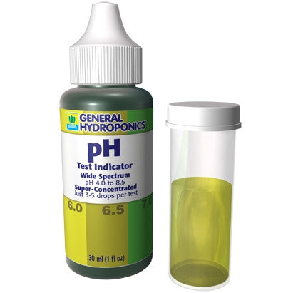 GH pH Test Kit 1 Ounce