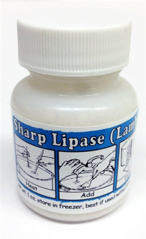 Lipase Powder (Sharp) Lamb - 1oz