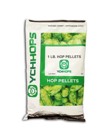 NZ Motueka Hop Pellets