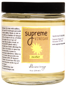 Supreme White Wine Mother of Vinegar 8oz