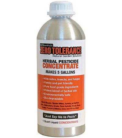 Ed Rosenthal's Zero Tolerance Concentrate