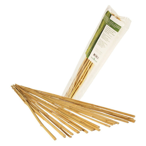 Growit Bamboo Plant Stakes (25/Bag)