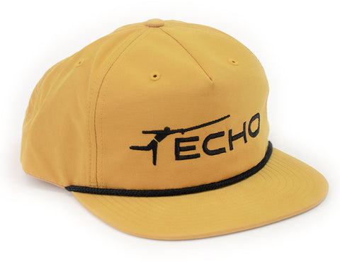 ECHO Logo Hat GOLD