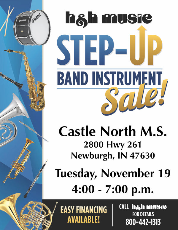 Castle Step UP Night - Tuesday, November 19